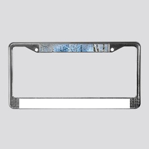 Another Winter Wonderland License Plate Frame