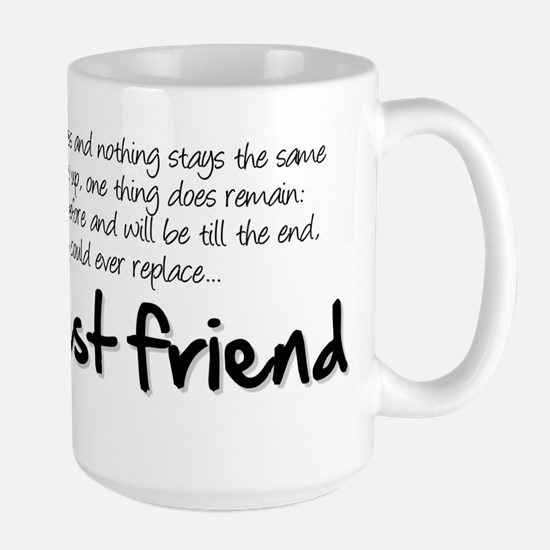 My best friend Mugs