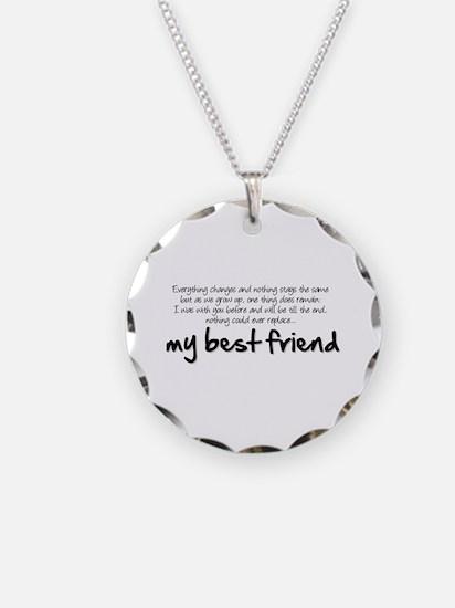 My best friend Collar