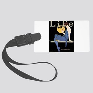 LIFE MAGAZINE, JULY 14, 1927 Large Luggage Tag