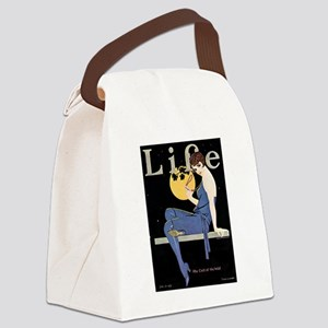 LIFE MAGAZINE, JULY 14, 1927 Canvas Lunch Bag