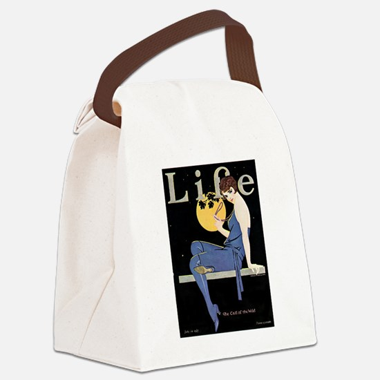LIFE MAGAZINE, JULY 14, 1927.JPG Canvas Lunch Bag