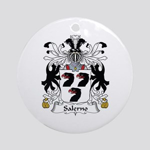 Salerno Ornament (Round)