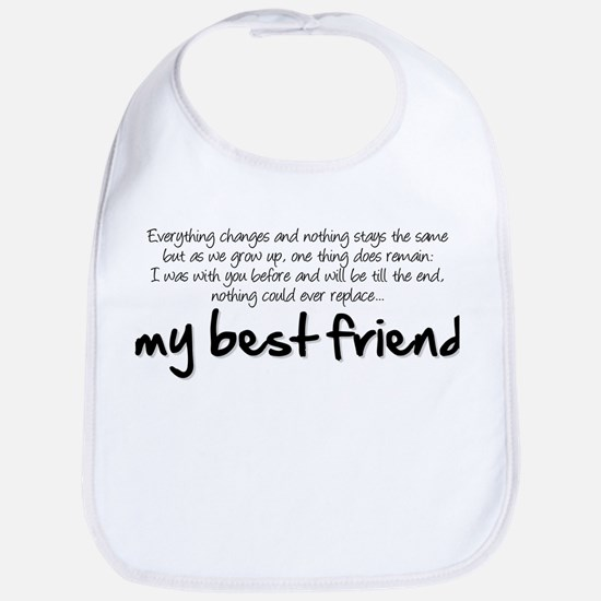 My best friend Bib