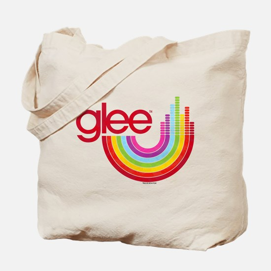 Glee Rainbow Tote Bag