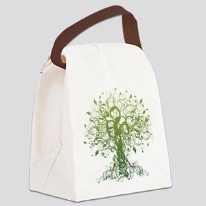 yoga157 Canvas Lunch Bag