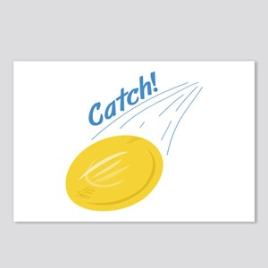 Catch Frisbee Postcards (Package of 8)