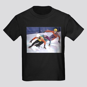 Short Track Speed Skaters T-Shirt