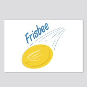 Frisbee Toss Postcards (Package of 8)