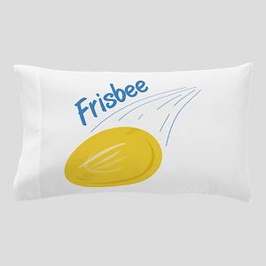 Frisbee Toss Pillow Case