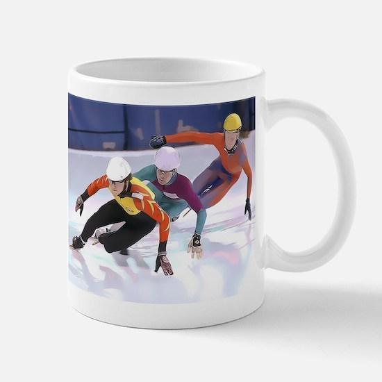 Short Track Speed Skaters Mugs