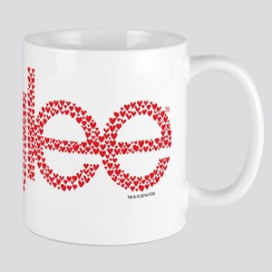 Glee Tiny Hearts Mug