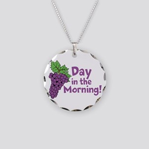 Grape Day Necklace