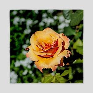 Rose 3 Queen Duvet