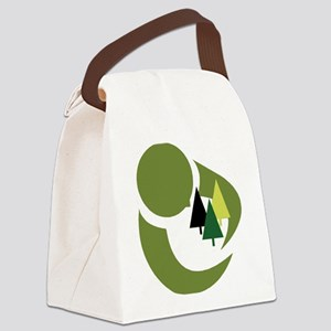 protectthetrees Canvas Lunch Bag