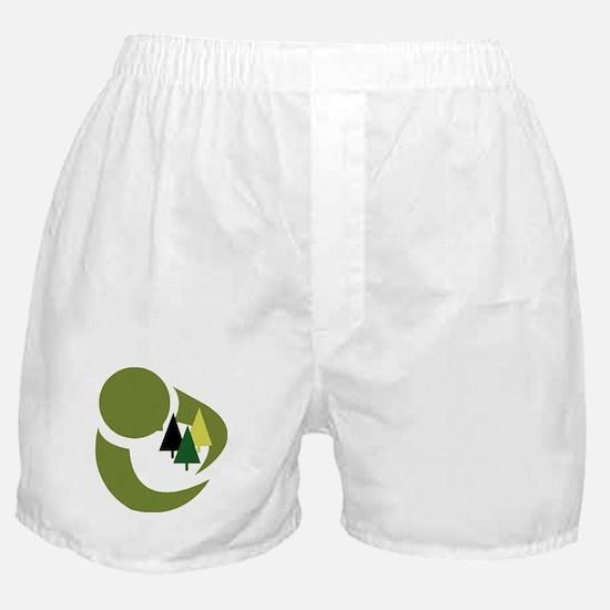 protectthetrees.png Boxer Shorts