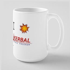 I Love KSP Mugs