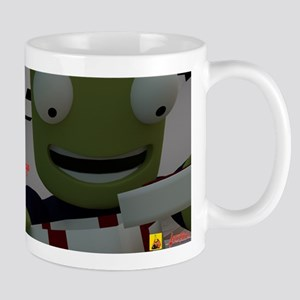 Kerbal Christmas Mugs