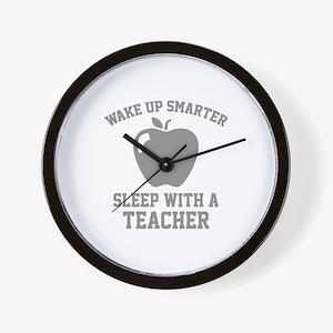 Wake Up Smarter Wall Clock