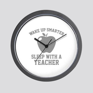 Wake Up Smarter Wall Clock
