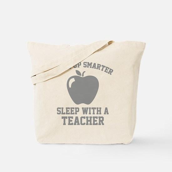 Wake Up Smarter Tote Bag