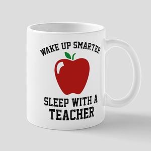 Wake Up Smarter Mug