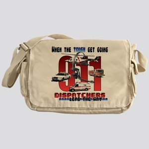 Dispatchers lead the way Messenger Bag