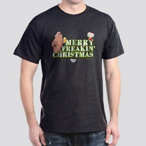 Merry Freakin' Christmas Dark T-Shirt