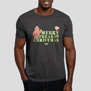 Merry Freakin' Christmas Dark T-Shirt