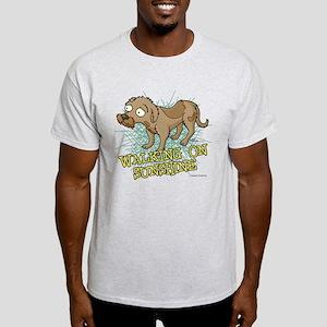 Futurama Walking on Sunshine Light T-Shirt