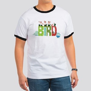 Family Guy Bird is the Word 2 Ringer T