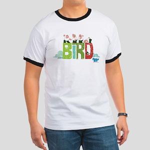 Family Guy Bird is the Word 2 Ringer T