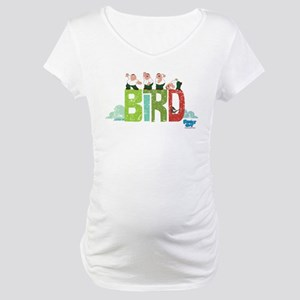 Family Guy Bird is the Word 2 Maternity T-Shirt