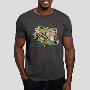 Family Guy Bird Attack Dark T-Shirt
