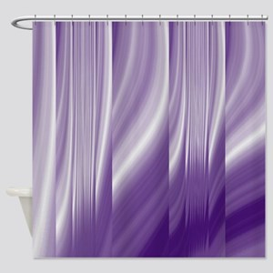 purple and gray shower curtain. Abstract Purple Grey Shower Curtain Purple Curtains  CafePress