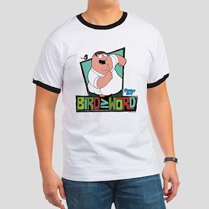 Family Guy Bird is the Word Ringer T