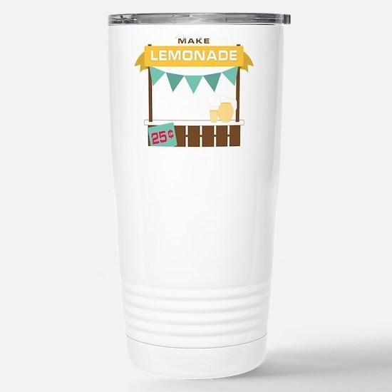 Fresh Lemonade Travel Mug