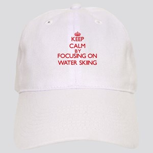 Keep Calm by focusing on Water Skiing Cap