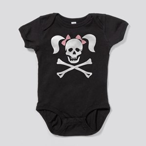hallow63dark Baby Bodysuit