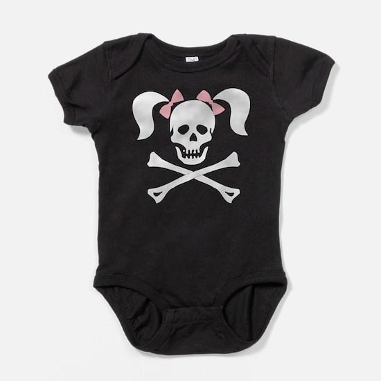 hallow63dark Baby Bodysuit