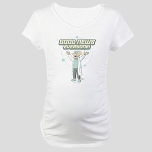 Futurama Good News Maternity T-Shirt