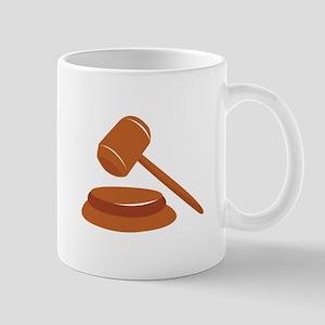 Gavel Mugs