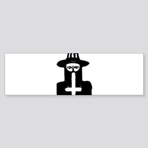 Unholy Opposition Bumper Sticker