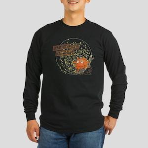 Futurama Hypotoad Long Sleeve Dark T-Shirt