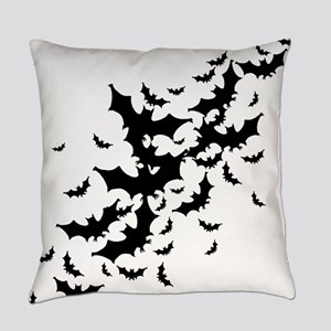 bats-many_bl Master Pillow