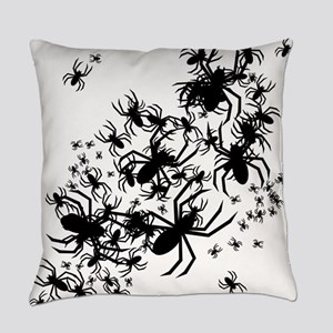 spiders_bl Master Pillow
