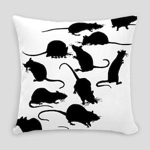 rats_bl Master Pillow