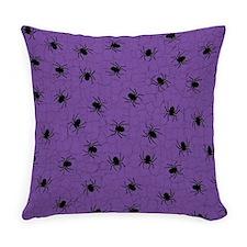 Purple Spider Pattern Master Pillow
