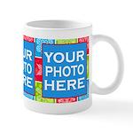 Winter Solstice Custom Photo Mug