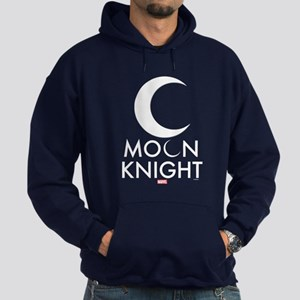 Moon Knight Crescent Tall Hoodie (dark)